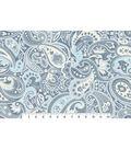 Keepsake Calico Cotton Fabric -Multi Blue Paisley