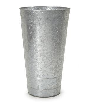 Galvanized Tin French Bucket