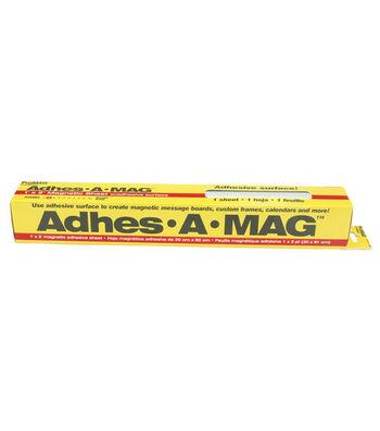 1'x2' Adhesive Back Magnetic Sheet