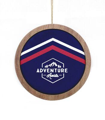 Camp Ann Wall Decor-Adventure Awaits