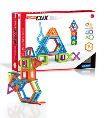 PowerClix Frames, 48 pieces