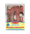 Let\u0027s Play House! Mealtime Utensil Set