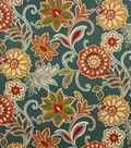 Home Essentials Lightweight Decor Fabric 45\u0027\u0027-Teal Avery