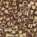 Miyuki Crystal Delica Beads-Metallic Bronze