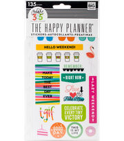 The Happy Planner Stickers-TGIF, , hi-res