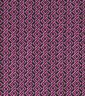 Modern Cotton Fabric -Pink Ribbons