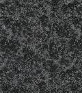 Keepsake Calico Cotton Fabric 43\u0022-Distressed Blender Foil Black