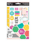 The Happy Planner Girl Mini Accessory Pack - Faith Warrior