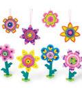 Perler Bead Set-Flower Madness
