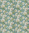 SMC Designs Upholstery Fabric 54\u0022-Benito/ Tropical Blue