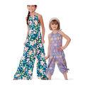 McCall\u0027s Pattern M7917 Children\u0027s/Girls\u0027 Apparel-Size 7-8-10-12-14