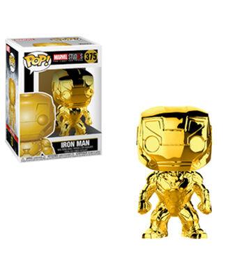 Pop! Marvel Iron Man-Chrome
