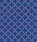 Waverly Upholstery Fabric 54\u0022-Framework/Navy