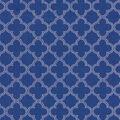Waverly Multi-Purpose Decor Fabric 54\u0022-Framework/Navy
