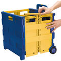 Educational Insights Teacher Tote-All Plastic Cart
