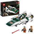 LEGO Star Wars Resistance A-Wing Starfighter 75248