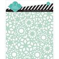 Heidi Swapp 6\u0027\u0027x6\u0027\u0027 Plastic Spray Stencil-Doily Flower