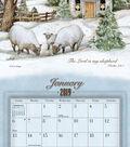2019 Wall Calendar Lord Is My Shepherd