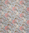 Home Decor 8\u0022x8\u0022 Fabric Swatch-Upholstery Fabric Eaton Square Blockade Surf