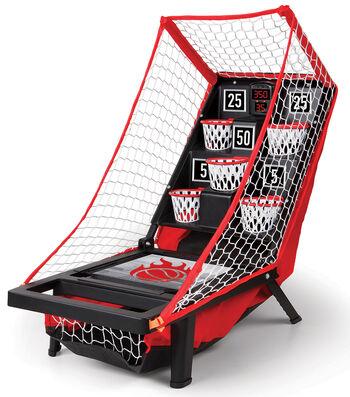 Game Tabletop Basketball Launch Bucket