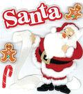 EK Success Dimensional Stickers-Classic Santa