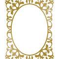 Couture Creations Anna Griffin Hotfoil Plate-Classic Frame