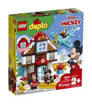 LEGO DUPLO Disney 10889 Mickey's Vacation House, , hi-res