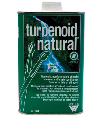 Weber Martin Universal 32 oz. Natural Turpenoid