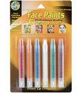 Crafty Dab Face Paints Push Up Crayon Sticks