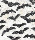 Halloween Cotton Fabric 43\u0022-Flying Bats
