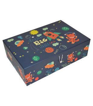 Organizing Essentials Large Storage Box-Dream Big Little One