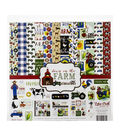 Echo Park Paper Co. Down on the Farm Collection Kit