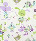 Home Decor 8\u0022x8\u0022 Fabric Swatch-Eaton Square Elephant Walk  Lilac