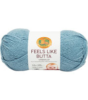 Lion Brand Feels Like Butta Yarn, , hi-res