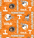 University of Tennessee Volunteers Fleece Fabric -Digital Camo