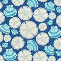 Waverly Sun N Shade Fabric 9\u0022x9\u0022 Swatch-Sand Dollar Indigo
