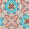 Waverly Sun N Shade Fabric 9\u0022x9\u0022 Swatch-Astrid Peachtini