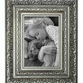 Tabletop Frame 5X7-Vintage Silver Blackwash