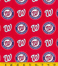 Washington Nationals Cotton Fabric 58\u0022-Logo