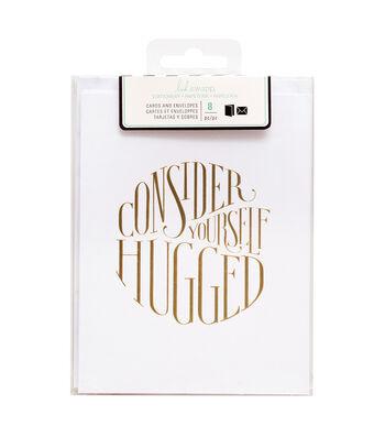 Heidi Swapp Stationery A2 Hugged