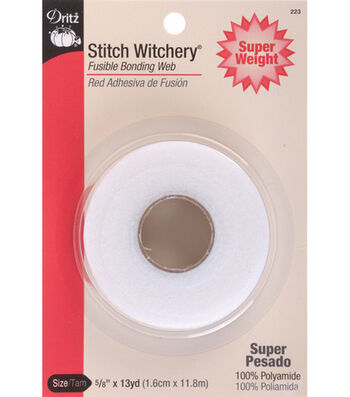 Prym Dritz Stitch Witchery Heavy Duty Tape