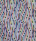 Premium Quilt Cotton Fabric-Sadie Multi Waves