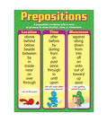 Prepositions Learning Chart 17\u0022x22\u0022 6pk