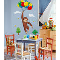 York Wallcoverings Peel & Stick Wall Decals-Curious George