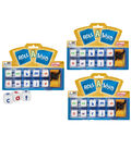 Junior Learning Roll-A-Word, Pack of 3