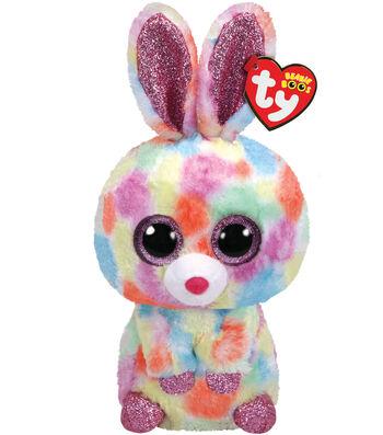 Ty Beanie Boos Medium Bloomy Bunny-Pastel