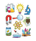 Science Accents Set 30/pk, Set Of 6 Packs
