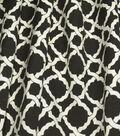 Waverly Sun N\u0027 Shade Outdoor Fabric 54\u0022-Kent Crossing Ebony