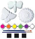 Craft EZ Oven-Porcelain Magnets Garden