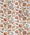 Home Decor 8\u0022x8\u0022 Fabric Swatch-Upholstery Fabric Eaton Square Brandon Fiesta